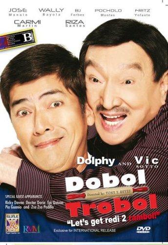 Dobol Trobol - Philippines Filipino Tagalog DVD Movie