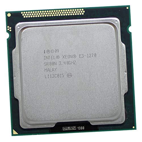 Intel CPU Xeon E3-1270 SR00N 3,40 GHz LGA1155 Quad Core Sandy Bridge
