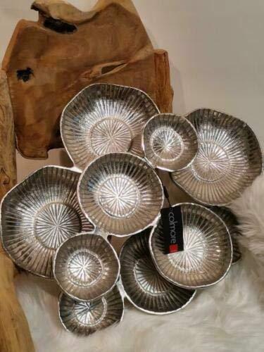 Colmore Deko Schale Aluminium