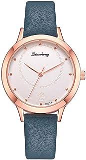 Delicate Women's Wrist Watches Ladies Series Girls Watch Female for Women Casual Ladies Fashion Watch PU Belt Quartz Watc...