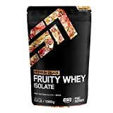 ESN Fruity Whey Isolate – 1000g – Green Apple – Fruchtiges Proteinpulver reich an EAAs und BCAAs – praktisch laktose- & fettfrei – 33 Portionen – Made in Germany