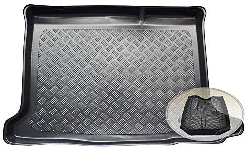 bester der welt ZentimeX Z3332207 Spezielle gewellte Kofferraumablage für Autos + Klettverschluss (Kofferraum,… 2021