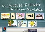 Der Universal-Kalender für Kita und Grundschule, 2020