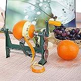 Orange Peeler Hand-cranked Apple Mango Kiwi Peeling Machine Peeling Household Kitchen Stainless...