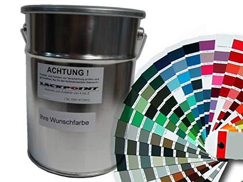 Lackpoint Spritzfertiger Autolack in Ihrer Wunschfarbe Metallic und Uni Farben (500 ml)
