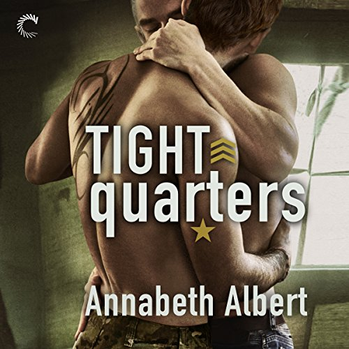 Tight Quarters audiobook cover art