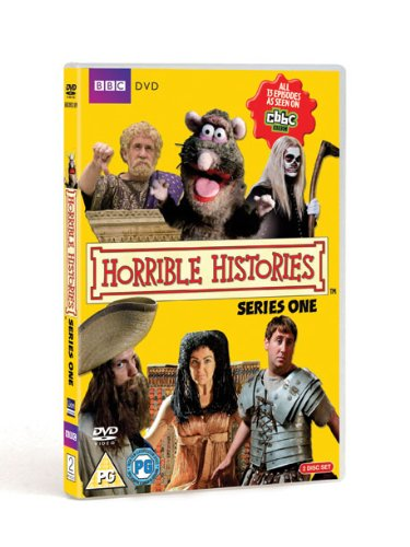 Horrible Histories - Series 1 [DVD]