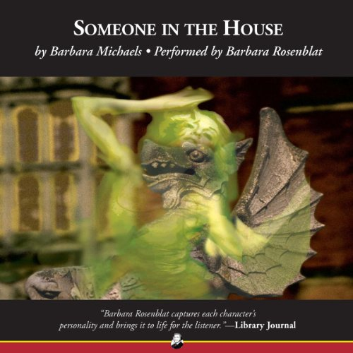 Someone in the House  audiobook cover art