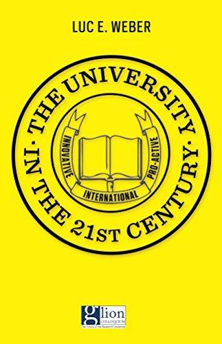 The University in the 21st Century: Innovative, international, pro-active (English Edition)