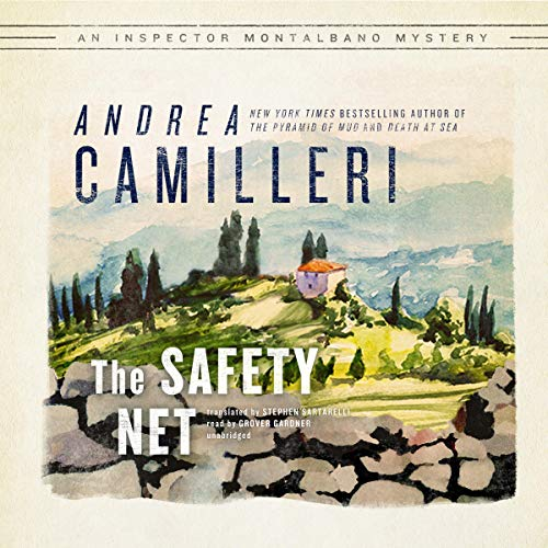 The Safety Net audiobook cover art