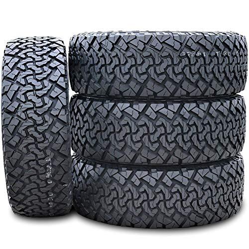 Set of 4 (FOUR) Venom Power Terra Hunter X/T All-Terrain Off-Road Radial Tires-275/60R20 275/60/20 275/60-20 115T Load Range SL 4-Ply BSW Black Side Wall