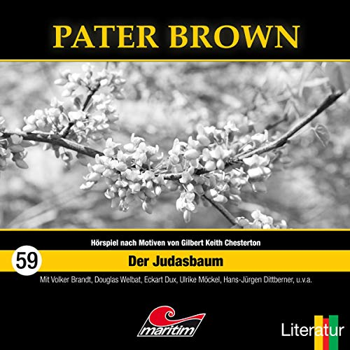 Der Judasbaum audiobook cover art