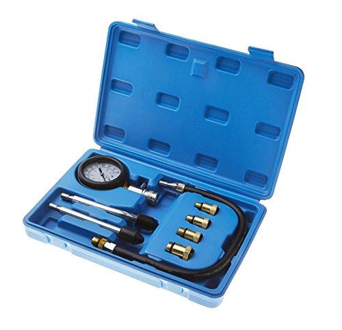 Kompressionsdruckprüfer - Set mit 4 Adapter #8404039