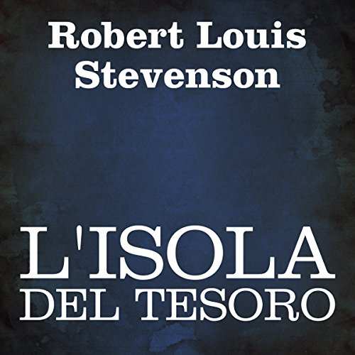 Couverture de L'isola del tesoro [Treasure Island]