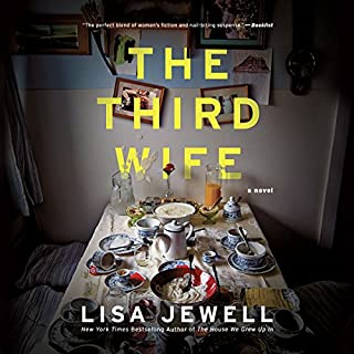 The Third Wife audiobook cover art