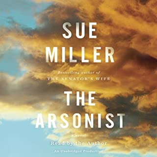 The Arsonist audiobook cover art