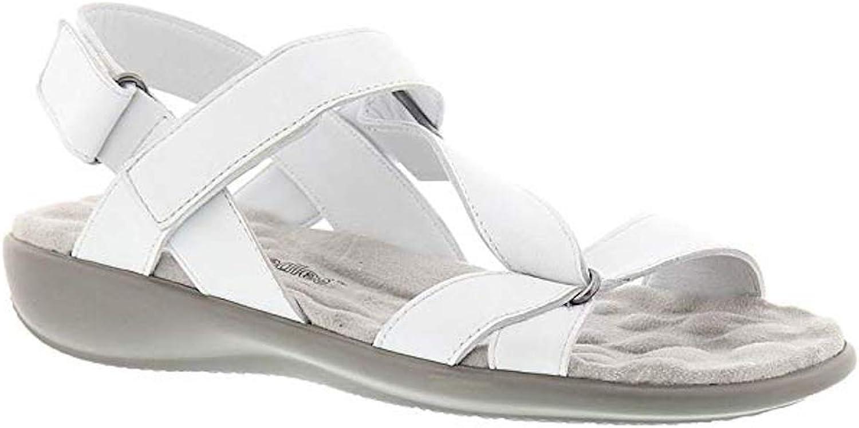 Walking Cradles Frauen Score Offener Offener Zeh Leger Flache Sandalen  Neuheiten der neuen Produkte