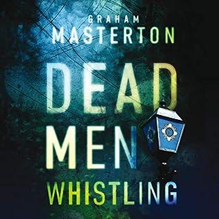 Dead Men Whistling audiobook cover art