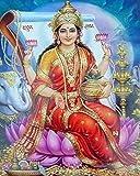 SoulSpaze Pintura de diamante 5D con bordado de diamantes religiosos indios y...