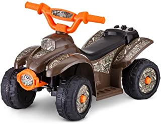 Kid Trax 6V Mossy Oak Quad Ride-On