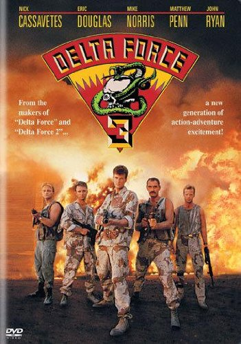 Delta Force 3: The Killing Game [USA] [DVD]