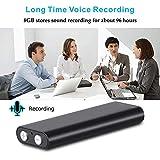 ProTech Electronics Mini USB Voice Recorder Voice Recorder MP3 Sound Recorder Dictaphone HD