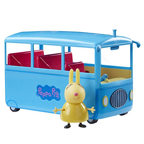 Peppa Pig 06518 Peppa - Autobús Escolar