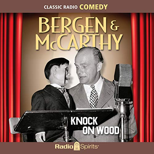 Bergen & McCarthy: Knock On Wood cover art