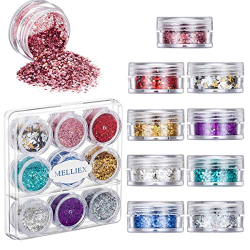Festival Glitter Set Chunky Make-Up Art Glitter...