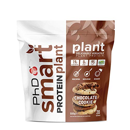 PhD Nutrition Smart Protein Plant Chocolate Cookie, 500 g