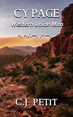 Cy Page: Western Union Man by [C.J.  Petit]