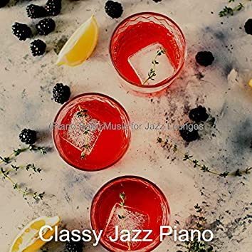 (Piano Solo) Music for Jazz Lounges