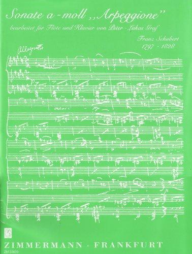"""Sonate a-Moll """"Arpeggione"""