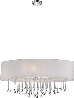 Amazon.com: maxim Lighting colgante 21564, 21564TWPN ...