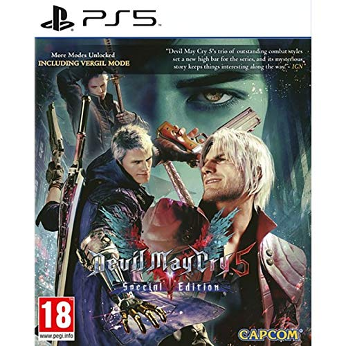 Devil May Cry 5 - Special Edition PS5