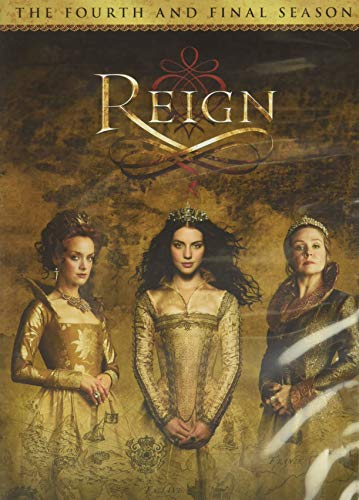 Reign:Season 4 [DVD-AUDIO]