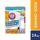 Arm & Hammer Fridge-n-Freezer Baking Soda, 14 Ounce (Pack of 12)
