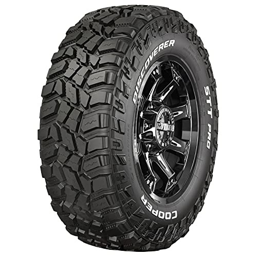 Cooper Discoverer STT Pro All-Season LT275/70R18 125/122P Tire