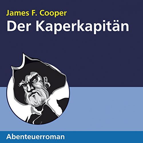 Der Kaperkapitän audiobook cover art