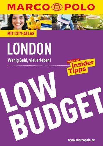 Image of MARCO POLO Reiseführer Low Budget London: Wenig Geld, viel erleben! Reisen mit Insider-Tipps. (MARCO POLO LowBudget)