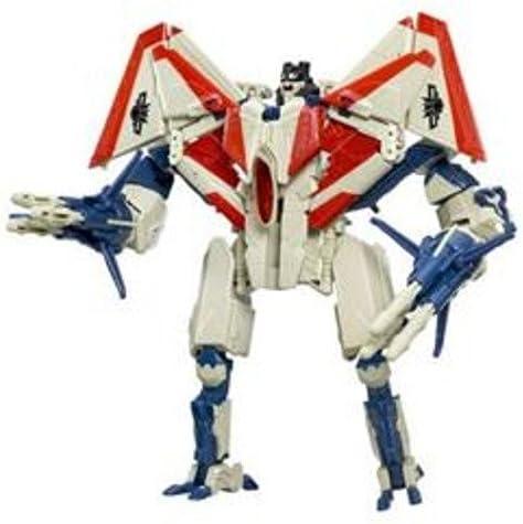 Transformers Movie 2007 Voyager Class Thundercracker New G1 Deco