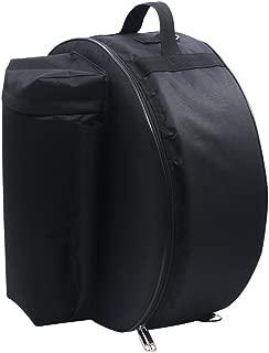 ammoon 14 Inch Snare Drum Bag Backpack Case with Shoulder Strap Outside Pockets