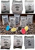 Alberto Verani Espressokapseln, Probierbox Nespresso® kompatible Kapseln mit 6 verschiedenen...