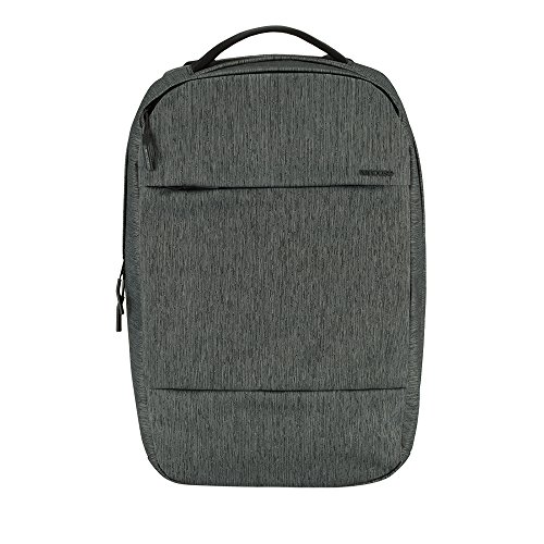 Incase City Compact Backpack - Heather Black