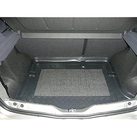Kofferraumwanne Mit Anti Rutsch Passend Für Dacia Sandero Stepway 2009 Auto