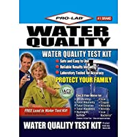 Water Quality Test Kit by Professional Lab