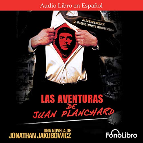Las Aventuras de Juan Planchard [The Adventures of Juan Planchard]  By  cover art