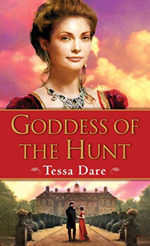 Goddess of the Hunt: 1 (Wanton Dairymaid Trilogy)