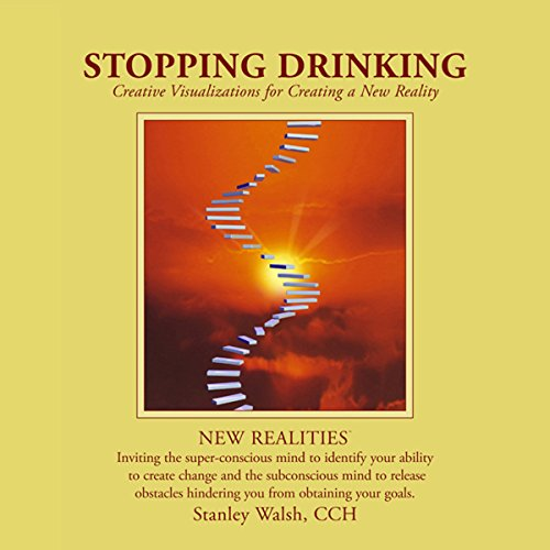 New Realities: Stopping Drinking audiobook cover art