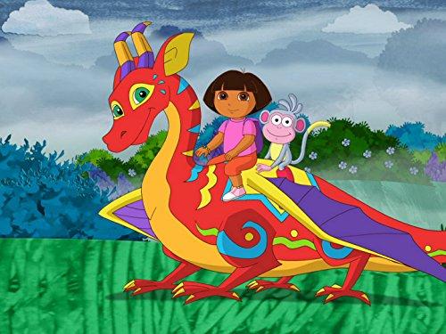 Doras Nachtlicht-Abenteuer